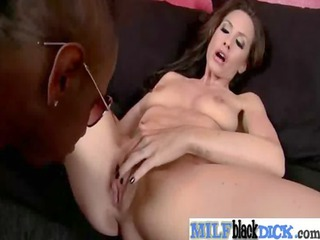 sexy lady obtain drilled by brown libido vid-29