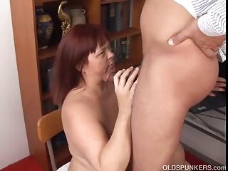 big tits mature bbw loves to lick libido