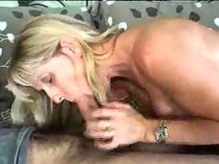 desperate elderly amatuer 47 y.o. carol takes on
