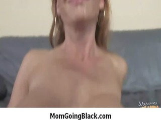 older chick adores large black cock to joy her