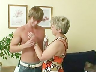 elderly wife obtains nailed by an inexperienced
