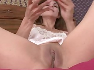 woman closeup cave masturbation