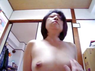 japanese woman fist job