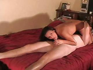 lady fucks fucker for hubby