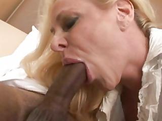 cougar girl gangbangs dark penis