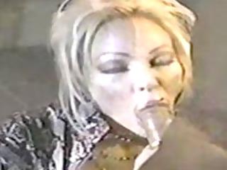 classic girl houston tasting penis