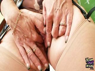 milf teacher loves to masturbate after college