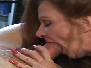 old misti gets creampied