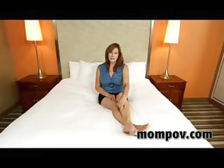 beautiful mature belle fucked into hotel by fresh