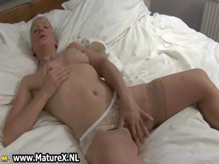 dirty granny with a dripping juicy pussy part2