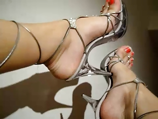 lady fresh drill me uneasy shoes!