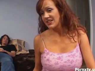 mature babe ginger and her vaginal adventures