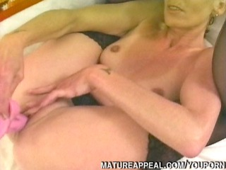 mature blonde bottom fucked