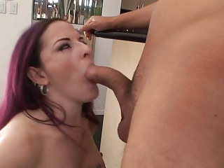 awesome woman caroline pierce dick sucking