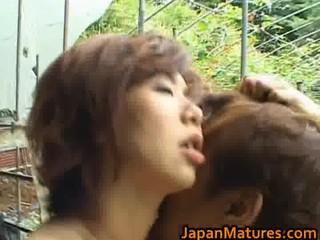 chisato shouda asian cougar babe gets part4