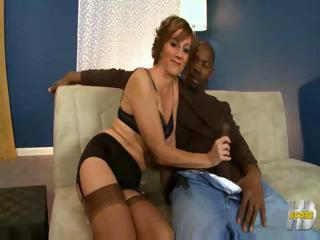 lustful irish lady acquires a bbc