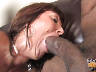 desperate grown-up woman desi foxx used by 2
