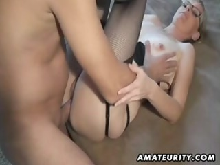 sexy nonprofessional mother id like to fuck sucks
