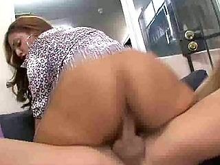 huge bottom milf is a super penis driving whore