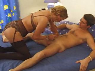 busty french woman enjoys amateur libido