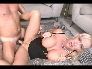 bleached gilf whore gettin anal gilf
