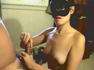 brooke suburban wife gives homemade cook jerking