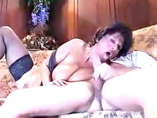 classic french cougar babe pierced