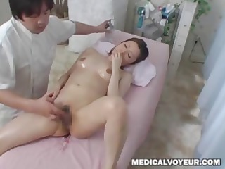 spycam wife missused by her massager