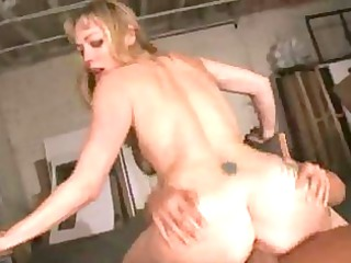 extremely impressive gang-banged cougar girl