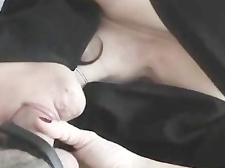 sweet persian milf soles & footjob