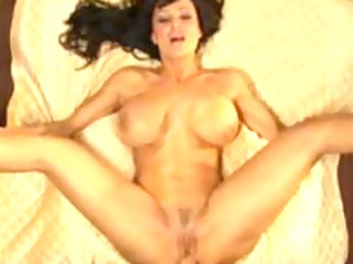 lisa ann, slutty chick cummed on