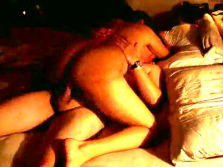 hubby copulates wify on bunk