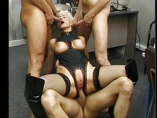ass punishment for a french grown-up part 2