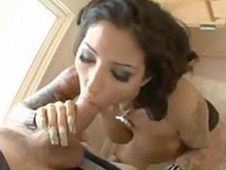 busty woman ricki and sienna 3way