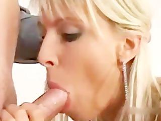 large boobs pierced blonde