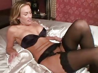 ancient in stockings vibrators her cave