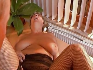 grandma takes dicked uneasy from more amateur guy