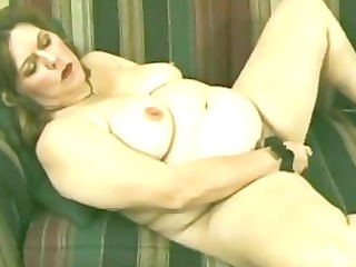 bbw grownup bushy babe