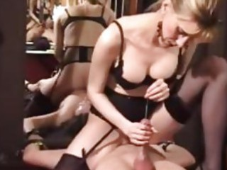 kinky cougar dominatrix extreme cbt and