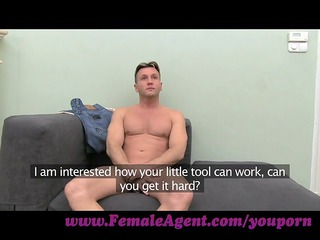 femaleagent. passionate and ancient casting bang