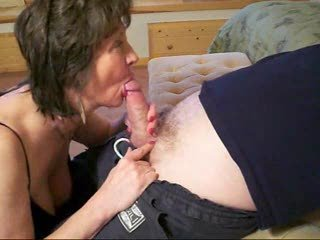 mature babe is licking my dick! real amateur.f70