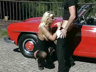 pale woman fucked mercedes by jackass
