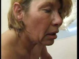 older adore hard bang butt 7..french woman