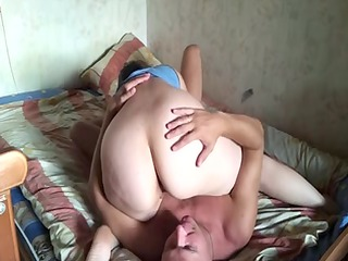 russian aged duo at home 7