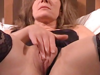 grown-up housewife is obtaining filmed by hubby