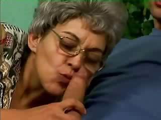 grey haired hirsute mature babe banged