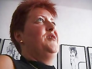 slutty redhaired grown-up german