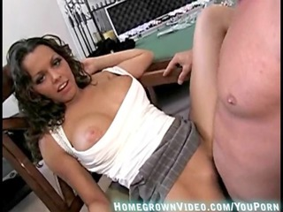 slutty lady takes assfucked