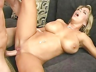awesome slutty blonde milf doing libido sucking