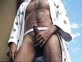 grown-up hairy daddy solitude 2